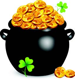 pot o gold photo